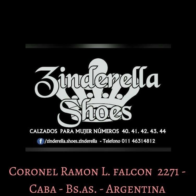 Zinderella Shoes